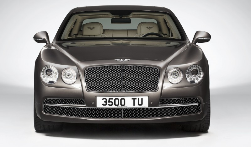 Car-Revs-Daily.com 2015 Bentley Flying Spur V8 Debuts in Moscow 50