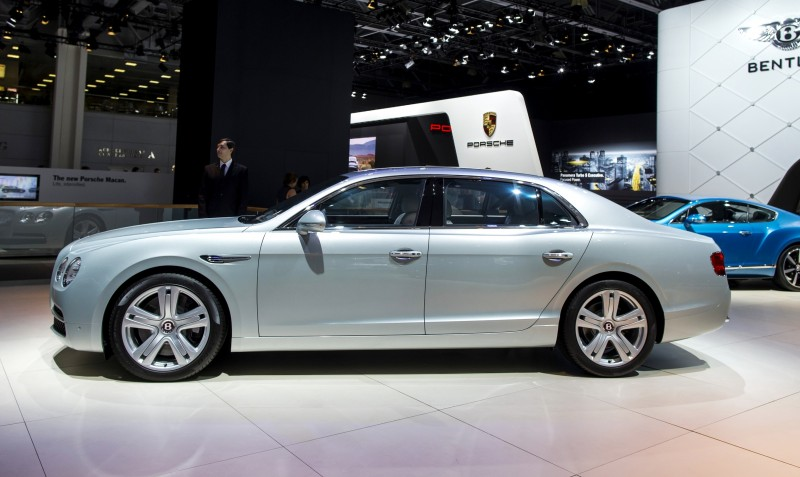Car-Revs-Daily.com 2015 Bentley Flying Spur V8 Debuts in Moscow 7