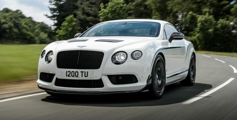 Car-Revs-Daily.com 2015 Bentley GT3-R Street Car 1