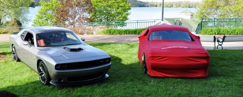 Car-Revs-Daily.com - 2015 Dodge Challenger SRT Hellcat Debut Photos and Video 10