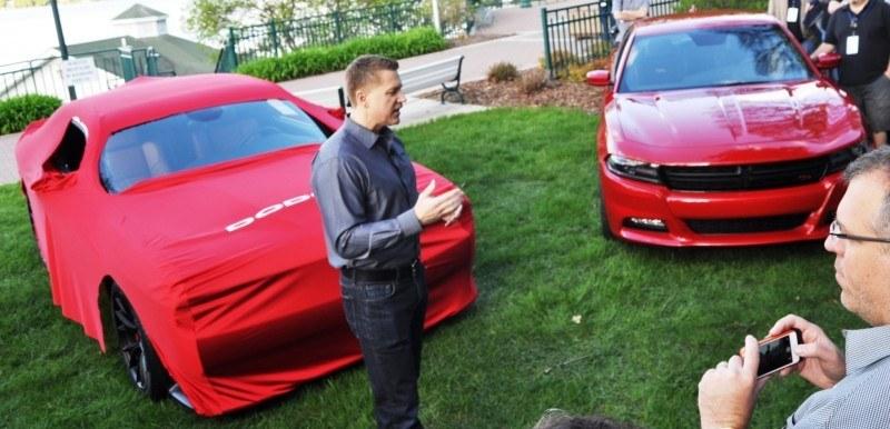 Car-Revs-Daily.com - 2015 Dodge Challenger SRT Hellcat Debut Photos and Video 15
