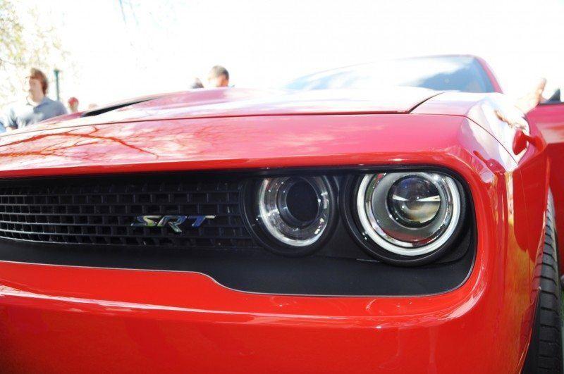 Car-Revs-Daily.com - 2015 Dodge Challenger SRT Hellcat Debut Photos and Video 30