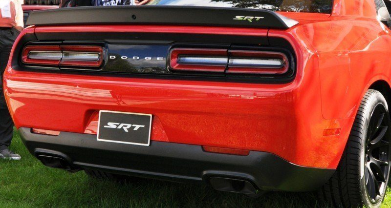 Car-Revs-Daily.com - 2015 Dodge Challenger SRT Hellcat Debut Photos and Video 37