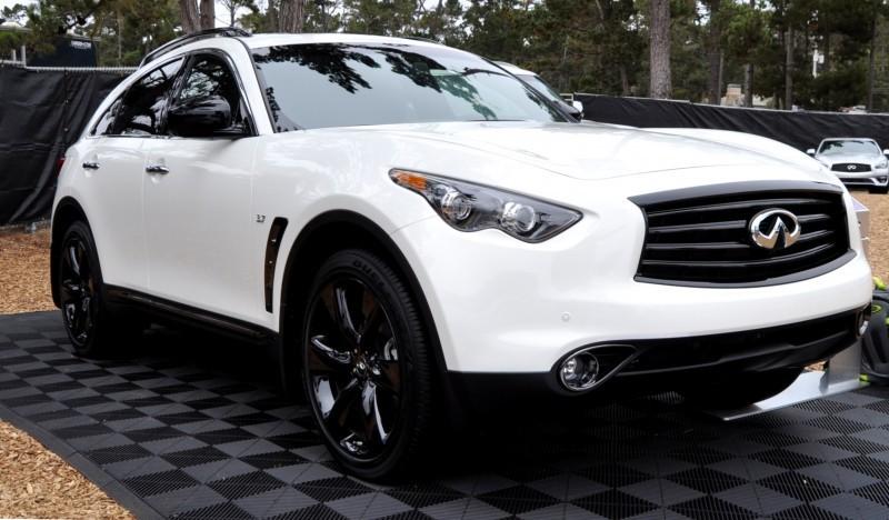 Car-Revs-Daily.com 2015 INFINITI QX70S 23