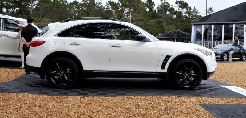 Car-Revs-Daily.com 2015 INFINITI QX70S 25