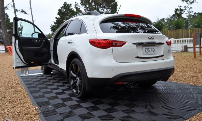 Car-Revs-Daily.com 2015 INFINITI QX70S 3