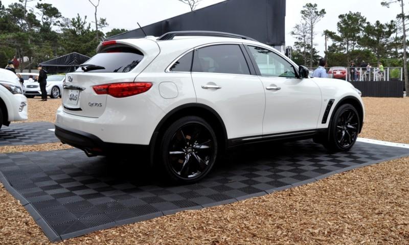 Car-Revs-Daily.com 2015 INFINITI QX70S 30