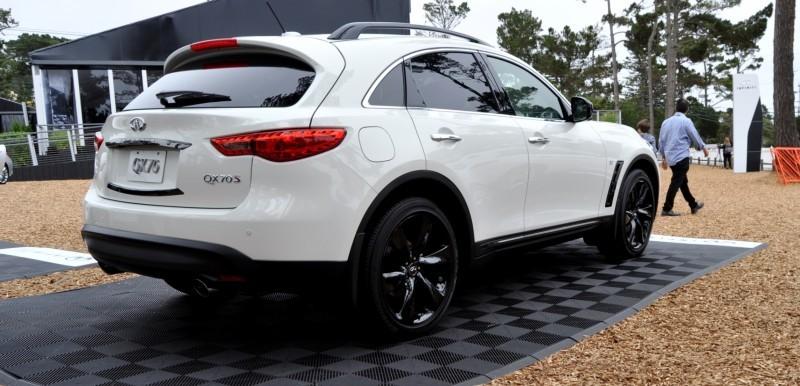 Car-Revs-Daily.com 2015 INFINITI QX70S 33