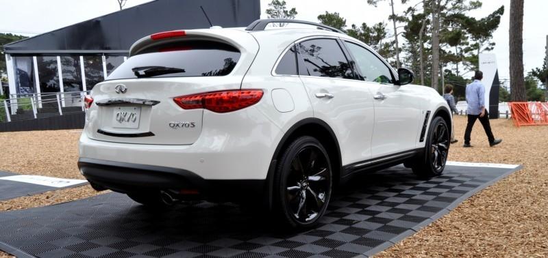 Car-Revs-Daily.com 2015 INFINITI QX70S 34