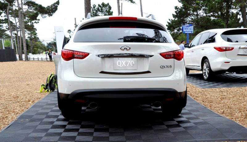 Car-Revs-Daily.com 2015 INFINITI QX70S 37