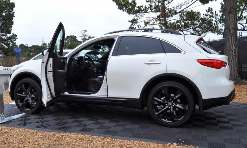 Car-Revs-Daily.com 2015 INFINITI QX70S 4