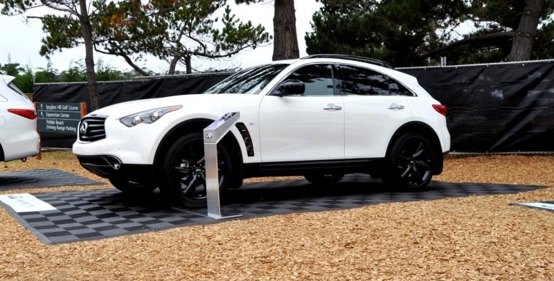 Car-Revs-Daily.com 2015 INFINITI QX70S 42