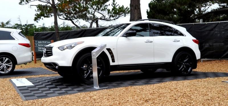 Car-Revs-Daily.com 2015 INFINITI QX70S 43