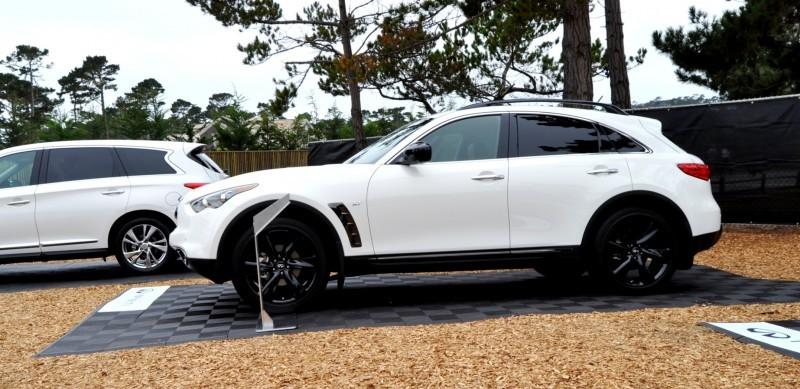 Car-Revs-Daily.com 2015 INFINITI QX70S 47