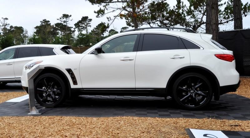 Car-Revs-Daily.com 2015 INFINITI QX70S 50