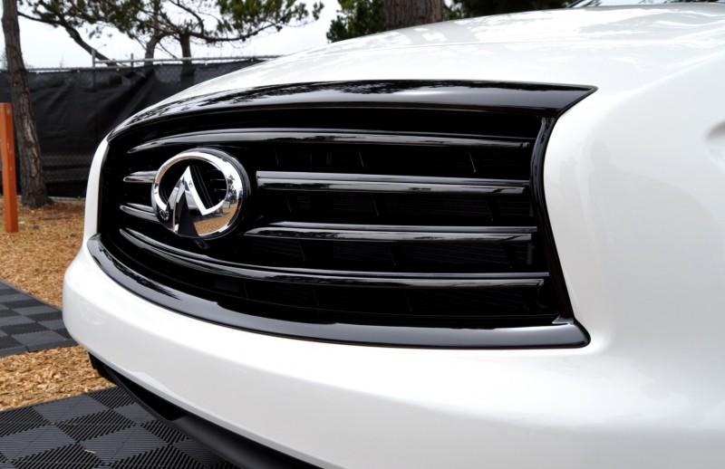 Car-Revs-Daily.com 2015 INFINITI QX70S 52