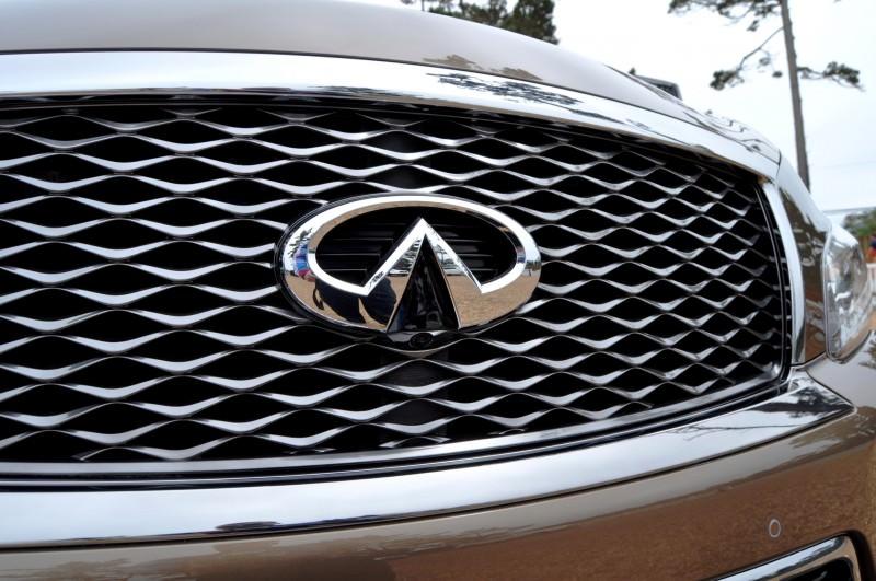 Car-Revs-Daily.com 2015 INFINITI QX80 Limited Pebble Beach 113