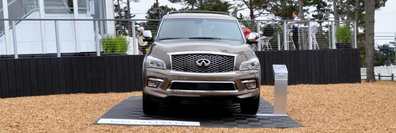 Car-Revs-Daily.com 2015 INFINITI QX80 Limited Pebble Beach 12