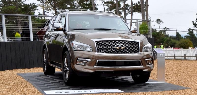 Car-Revs-Daily.com 2015 INFINITI QX80 Limited Pebble Beach 3