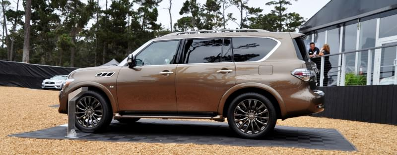 Car-Revs-Daily.com 2015 INFINITI QX80 Limited Pebble Beach 41