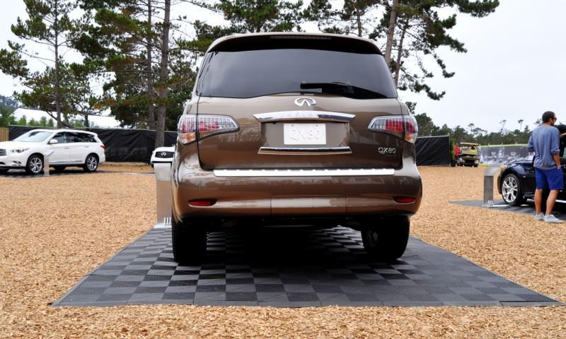 Car-Revs-Daily.com 2015 INFINITI QX80 Limited Pebble Beach 54