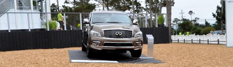 Car-Revs-Daily.com 2015 INFINITI QX80 Limited Pebble Beach 8