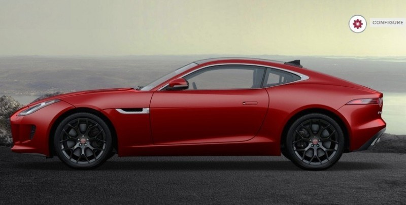Car-Revs-Daily.com 2015 JAGUAR F-Type S Coupe - Options, Exteriors and Interior Colors Detailed37