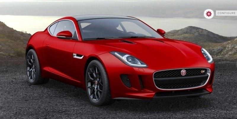 Car-Revs-Daily.com 2015 JAGUAR F-Type S Coupe - Options, Exteriors and Interior Colors Detailed40