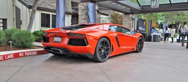 Car-Revs-Daily.com 2015 Lamborghini Aventador Shines Hypercar Halo 20