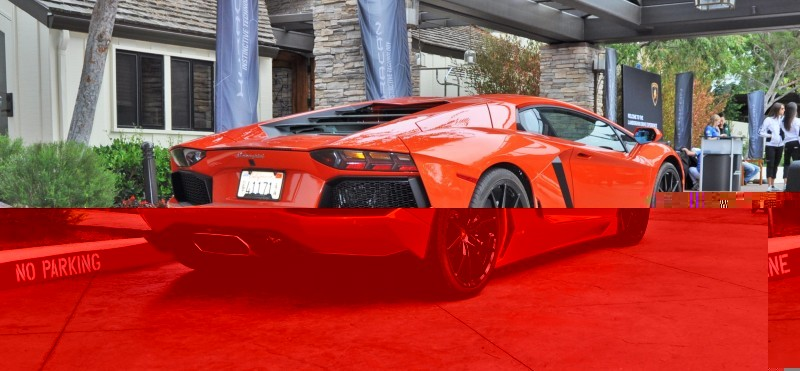 Car-Revs-Daily.com 2015 Lamborghini Aventador Shines Hypercar Halo 22