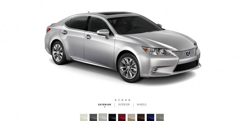 Car-Revs-Daily.com 2015 Lexus ES300h Review 3