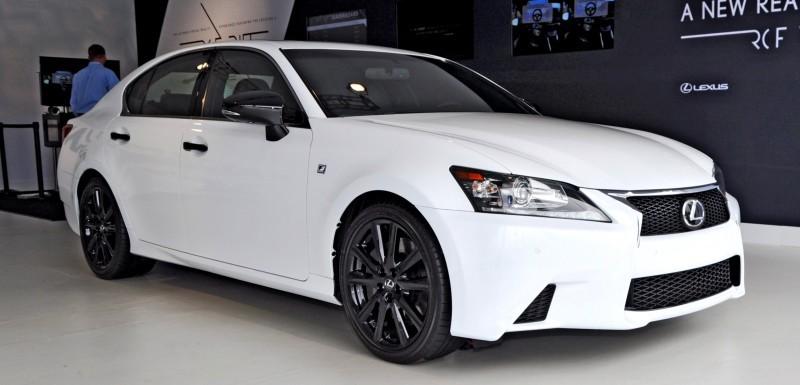 Car-Revs-Daily.com 2015 Lexus GS350 Crafted Line Pebble Beach 14