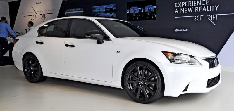 Car-Revs-Daily.com 2015 Lexus GS350 Crafted Line Pebble Beach 17