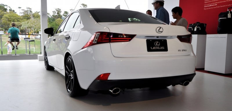 Car-Revs-Daily.com 2015 Lexus IS250 F Sport CRAFTED LINE 21