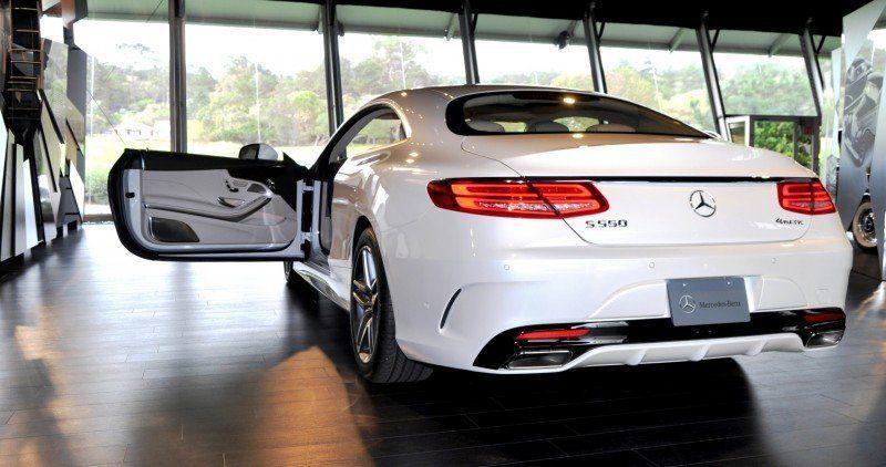 Car-Revs-Daily.com 2015 Mercedes-Benz S550 Coupe 12
