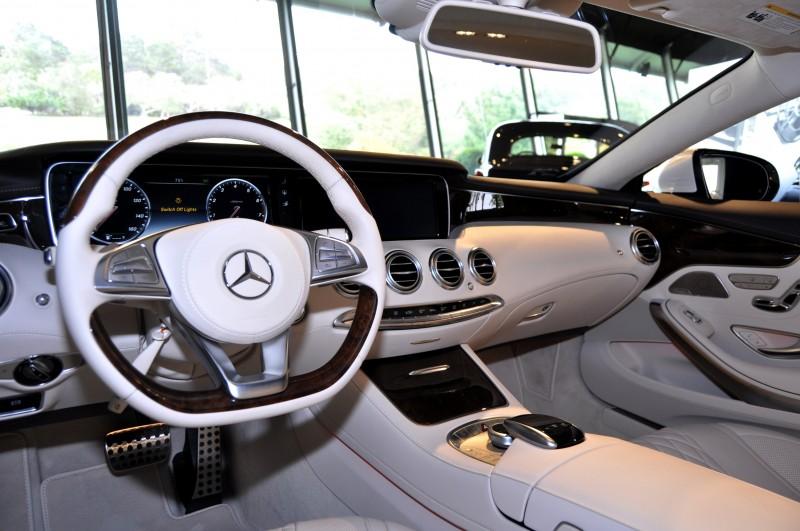 Car-Revs-Daily.com 2015 Mercedes-Benz S550 Coupe 14