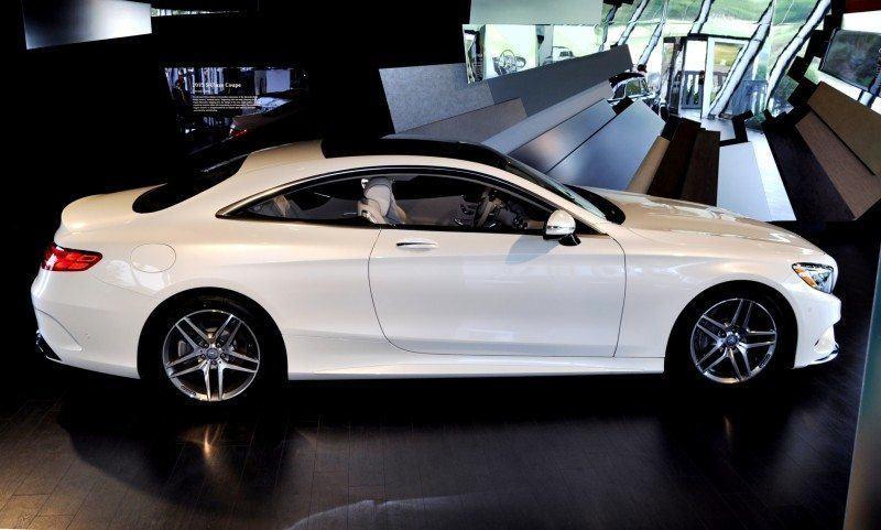 Car-Revs-Daily.com 2015 Mercedes-Benz S550 Coupe 18