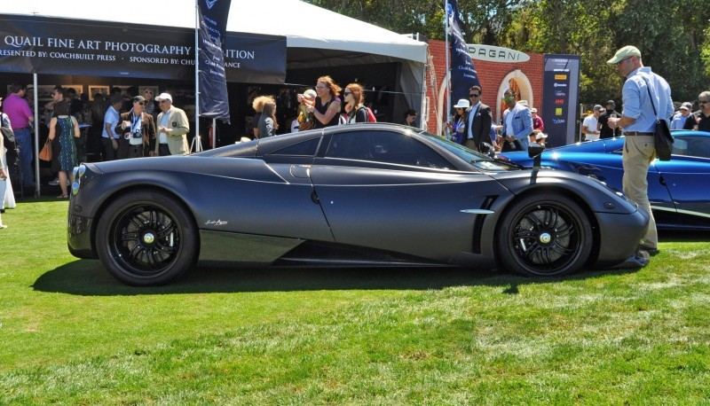 Car-Revs-Daily.com 2015 PAGANI Huayra 26