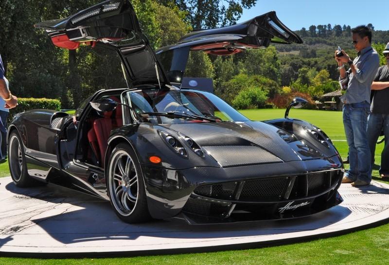 Car-Revs-Daily.com 2015 PAGANI Huayra 41