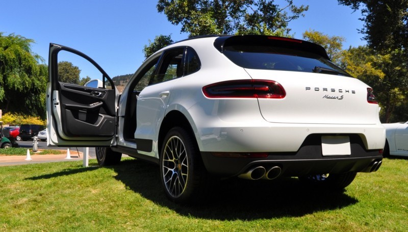 Car-Revs-Daily.com 2015 Porsche Macan S 98