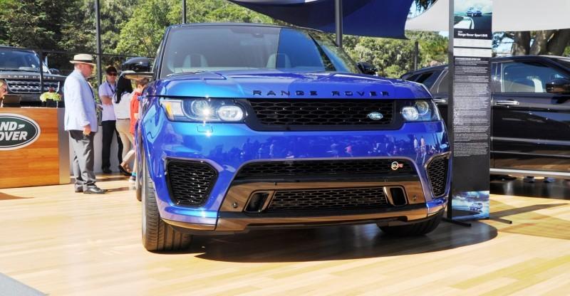 Car-Revs-Daily.com 2015 Range Rover Sport SVR 1