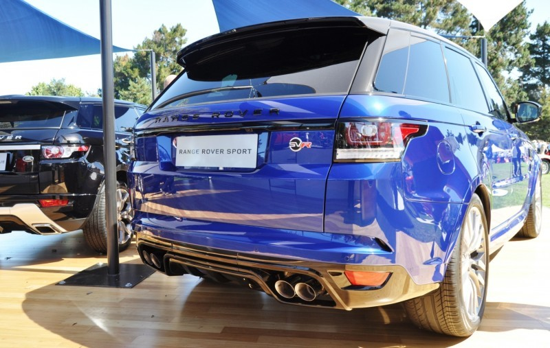 Car-Revs-Daily.com 2015 Range Rover Sport SVR 14