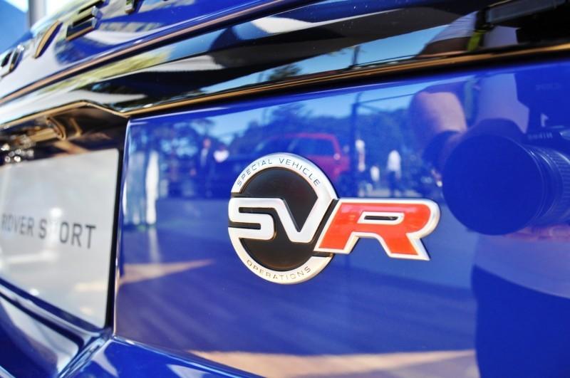 Car-Revs-Daily.com 2015 Range Rover Sport SVR 15