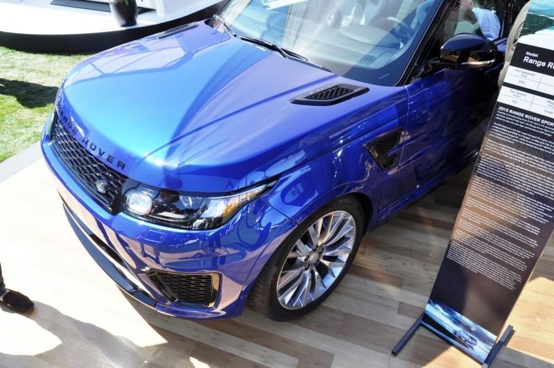 Car-Revs-Daily.com 2015 Range Rover Sport SVR 16