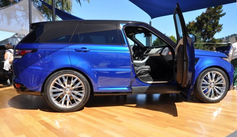 Car-Revs-Daily.com 2015 Range Rover Sport SVR 5