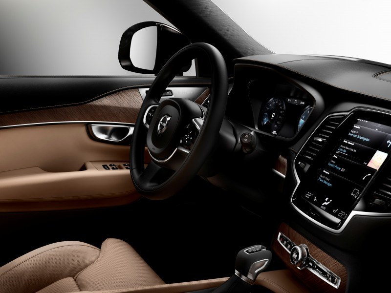 Car-Revs-Daily.com 2015 VOLVO XC90 World Premiere 35