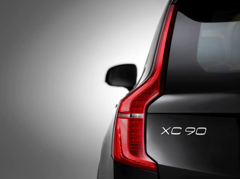 Car-Revs-Daily.com 2015 VOLVO XC90 World Premiere 5