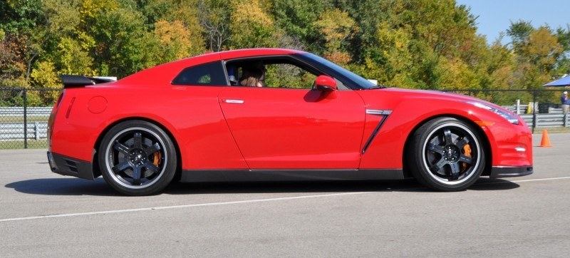 Car-Revs-Daily.com Asks WHATIF There were an R35 Nissan GT-R Spyder 1