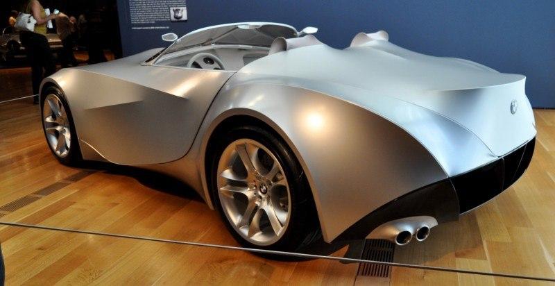 Car-Revs-Daily.com Atlanta Dream Cars - 2001 BMW GINA Full-Size Model 23