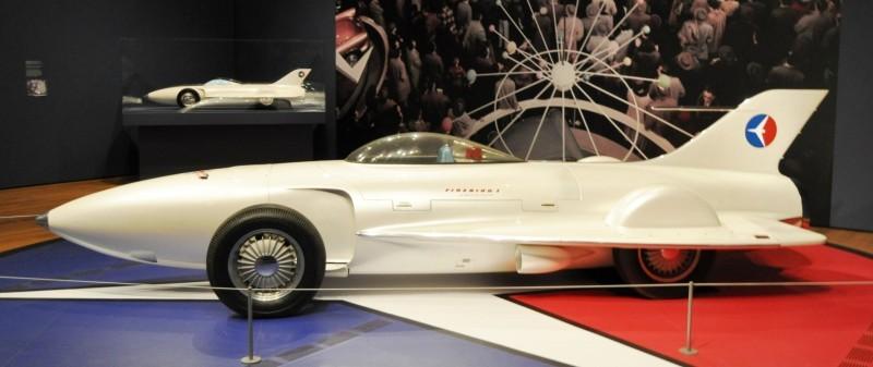 Car-Revs-Daily.com Atlanta Dream Cars Showcase - 1953 Firebird I XP-21 By General Motors 14